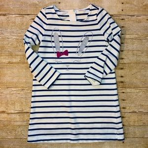Gymboree striped dress size 4 girls